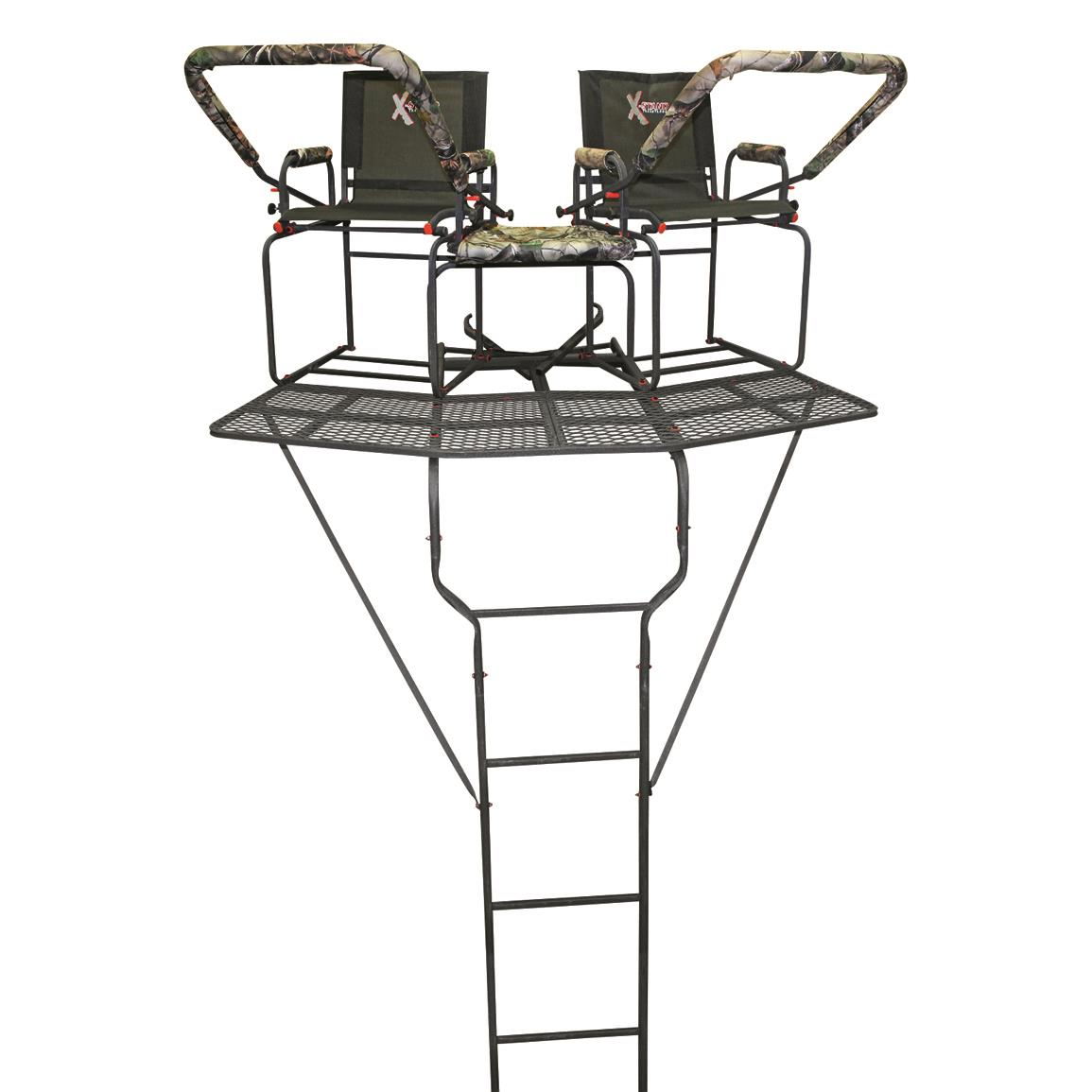 X-Stand Comrade 18' Ladder Tree Stand