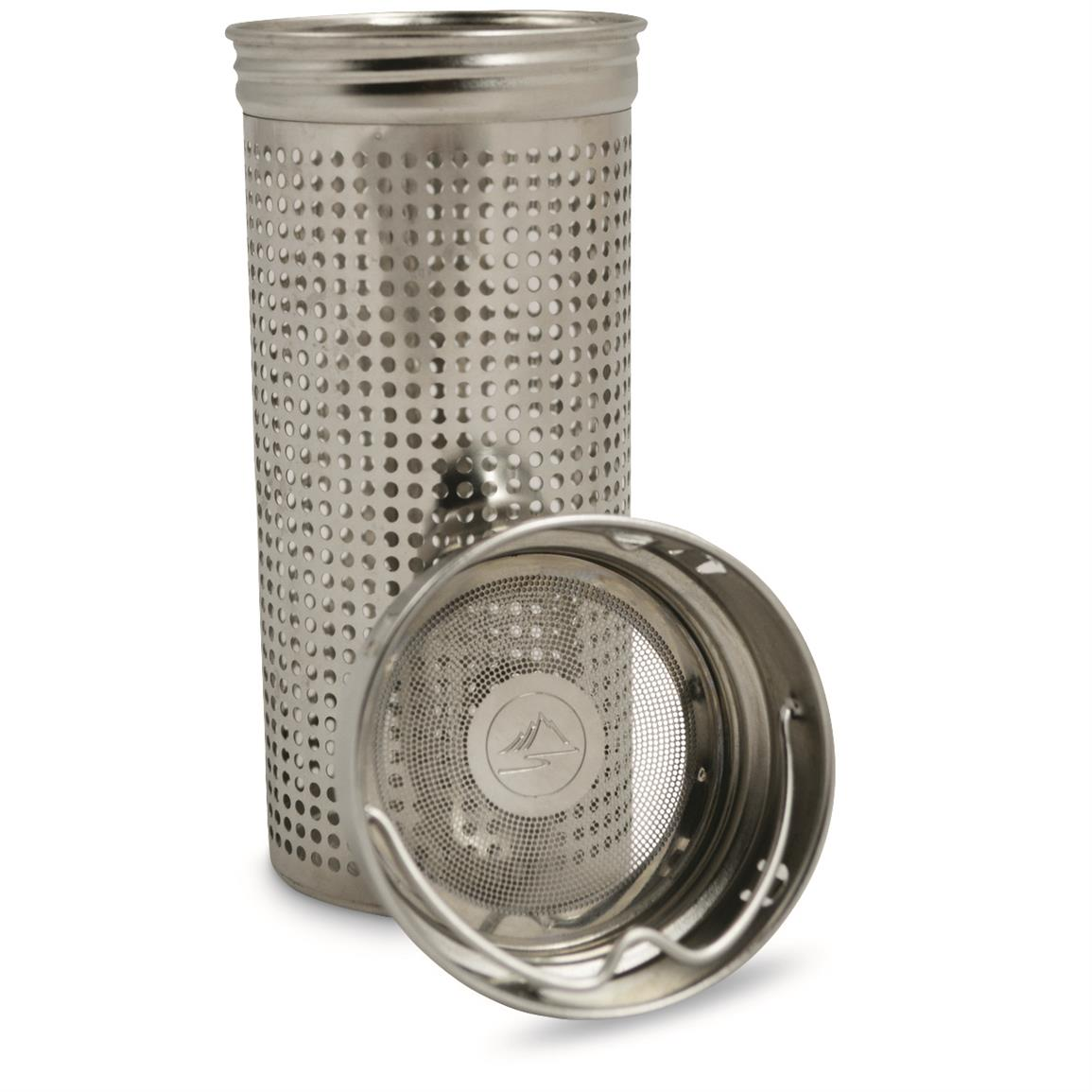Removable mesh infuser