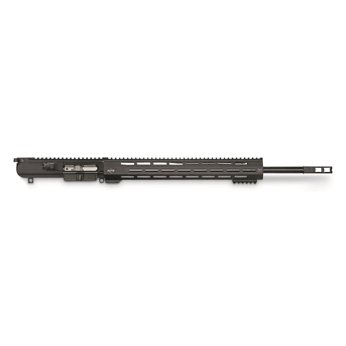 "APF 308 Target .308 Win./7.62 NATO Complete Upper Receiver, 20"" Stainless Barrel"