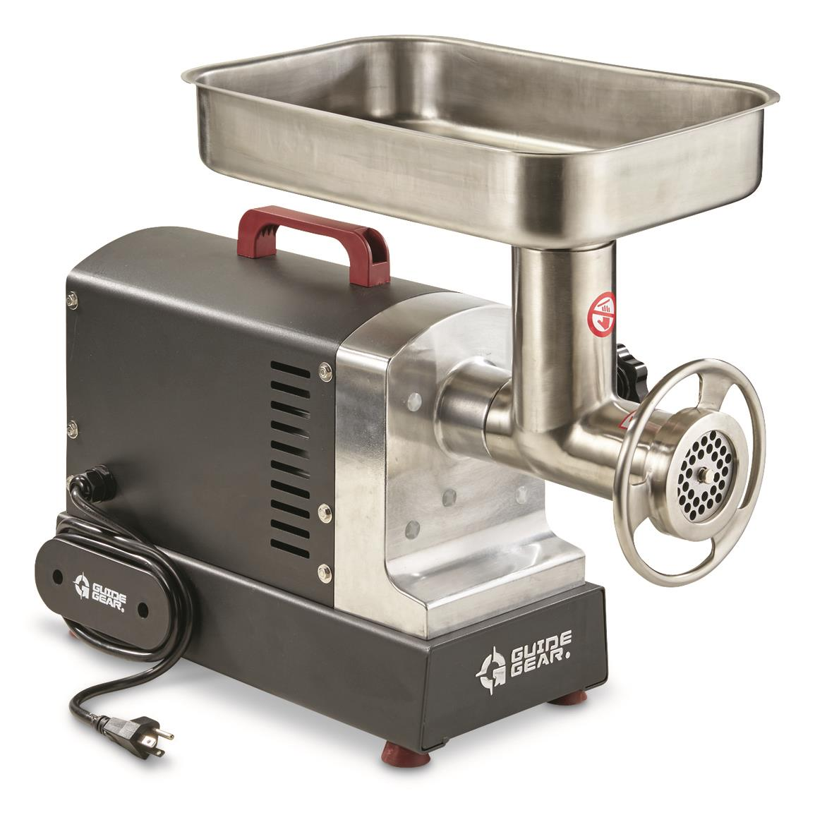 Guide Gear #12 Commercial Grade Electric Meat Grinder, 0.75 hp