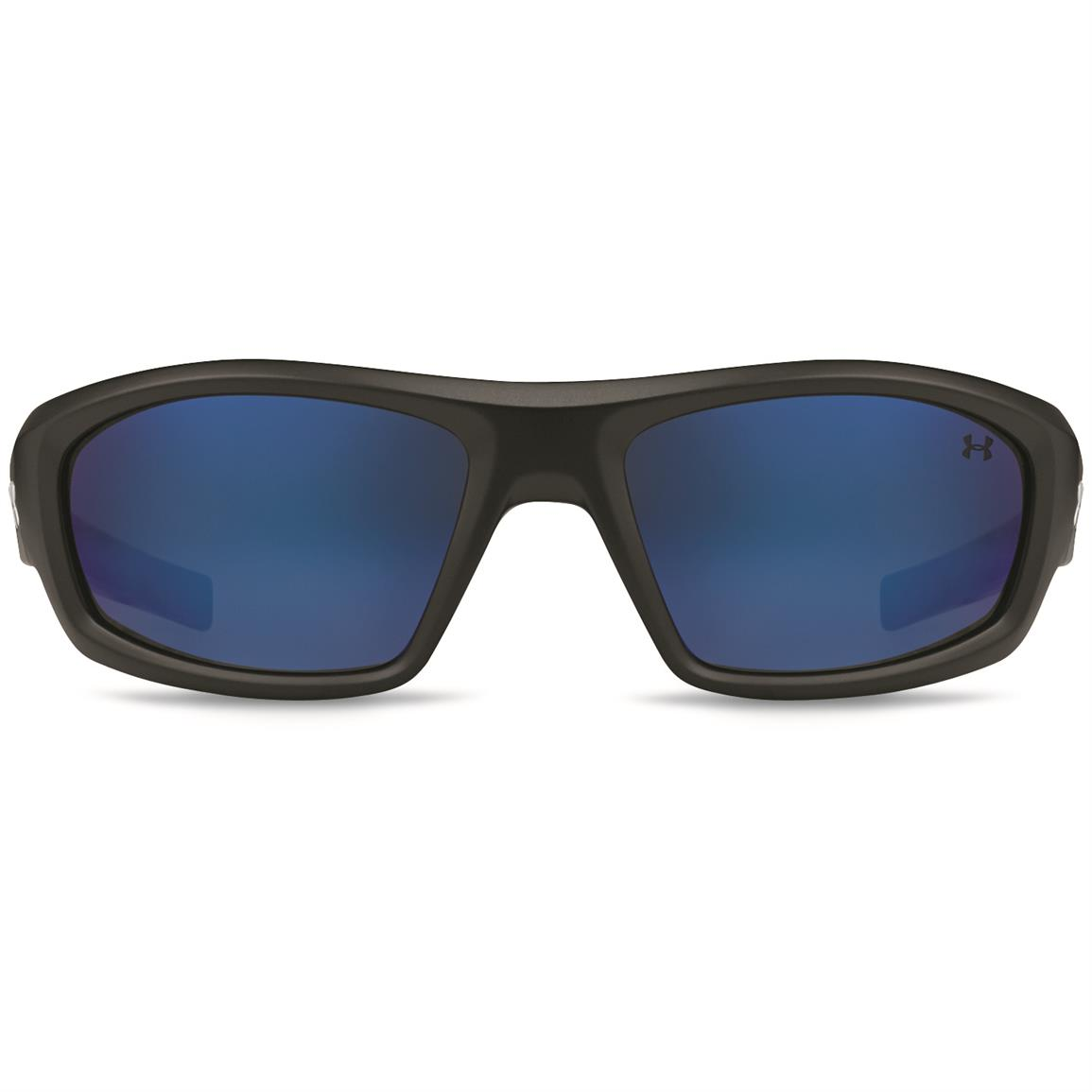 Under Armour Men's Power Satin Polarized Sunglasses