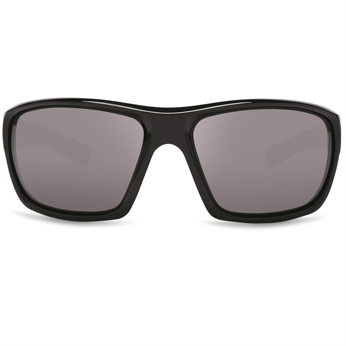 Polarized lenses with ArmourSight, UA Storm