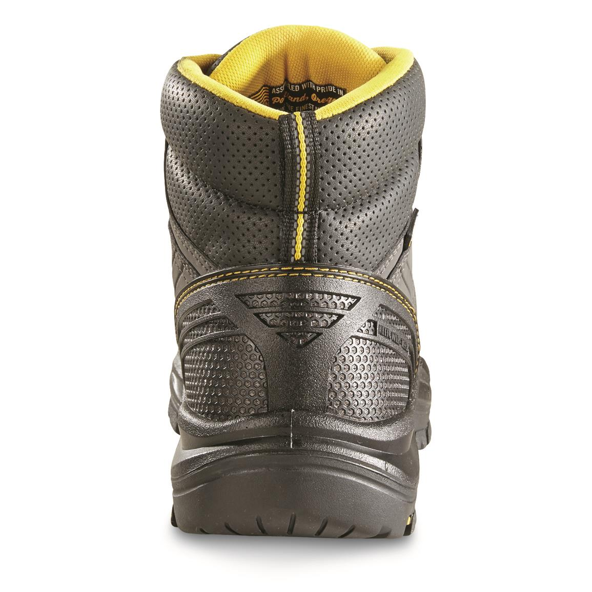 KEEN.Web Tech provides exceptional resistance in high abrasion areas while offering breathability