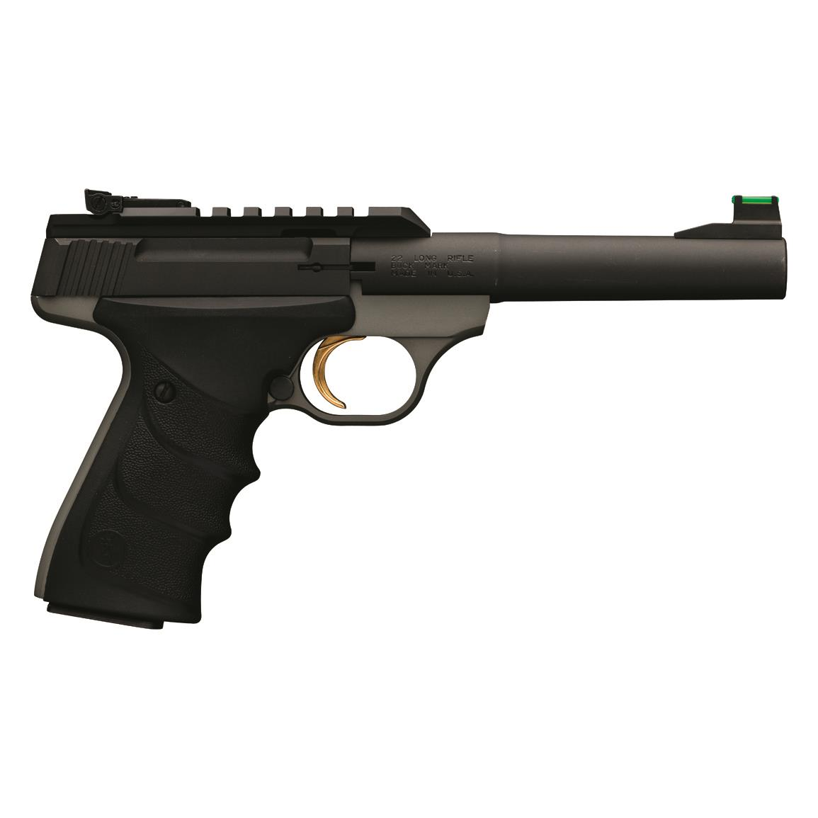 "Browning Buck Mark Plus Practical URX, Semi-Automatic, .22LR, 5.5"" Barrel, 10+1 Rounds"