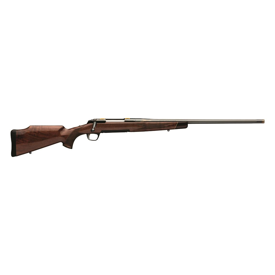 "Browning X-Bolt Medallion Safari Grade, Bolt Action, .270 Winchester, 24"" Heavy Barrel, 3+1 Rounds"