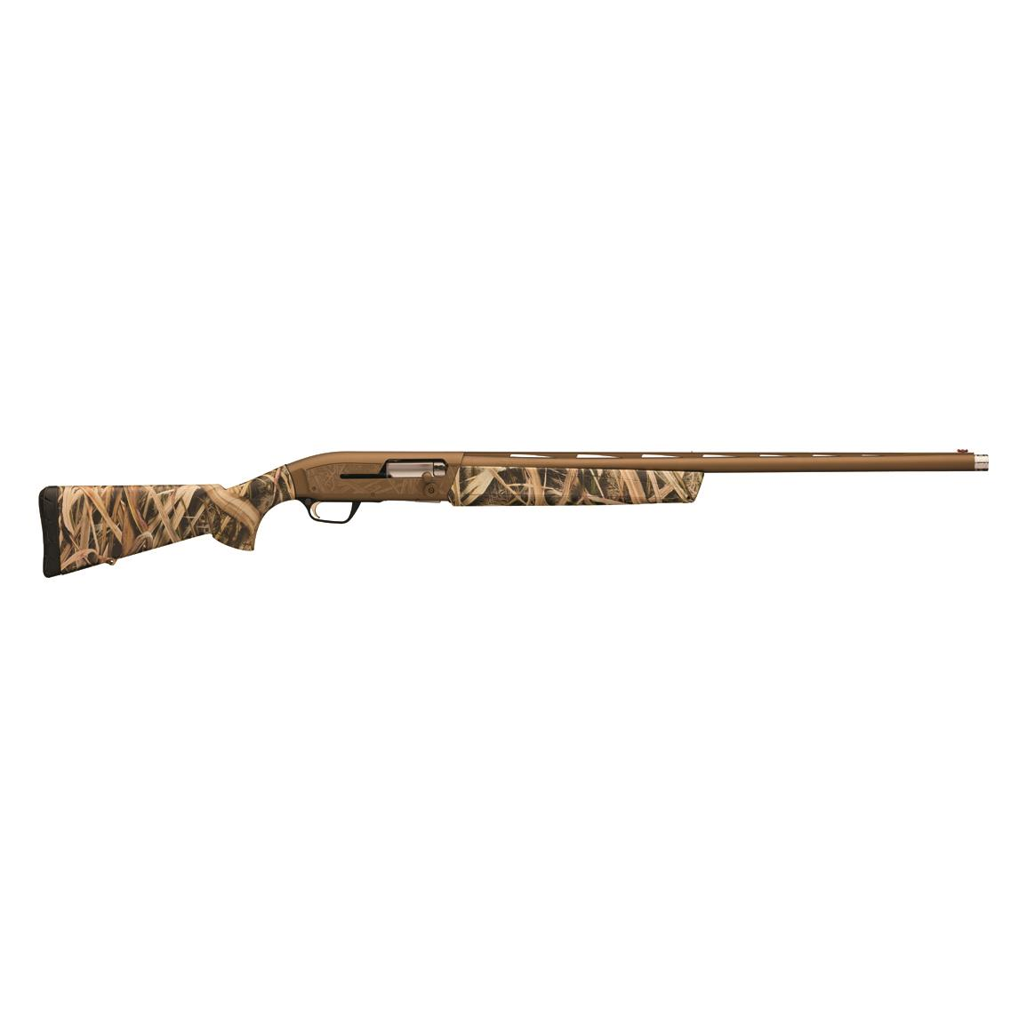 "Browning Maxus Wicked Wing, Semi-Automatic, 12 Gauge, 26"" Barrel, 3"" Chamber, 4+1 Rounds"