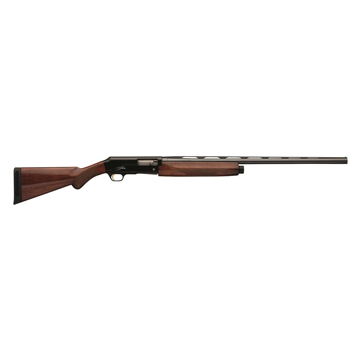 "Browning Silver Black Lightning, Semi-Automatic, 12 Gauge, 26"" Barrel, 4+1 Rounds"
