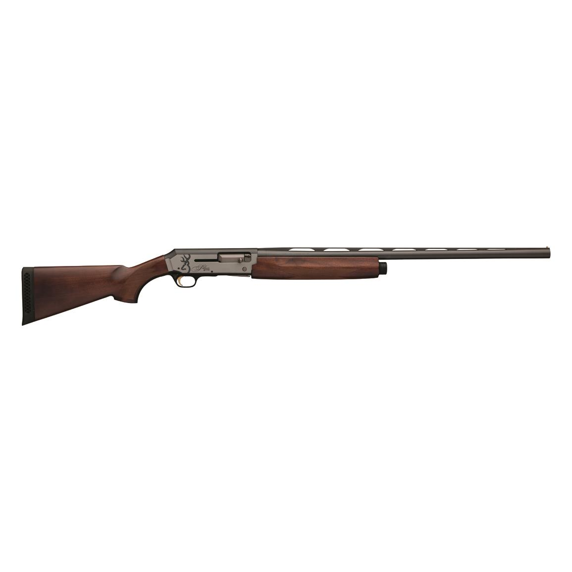 "Browning Silver Hunter Matte, Semi-Automatic, 12 Gauge, 28"" Barrel, 4+1 Rounds"