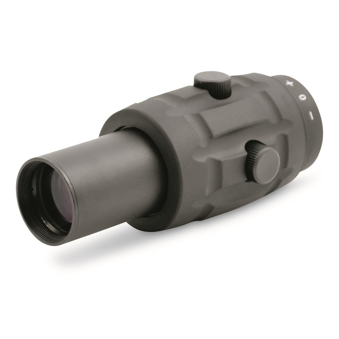 3x Magnifier Scope