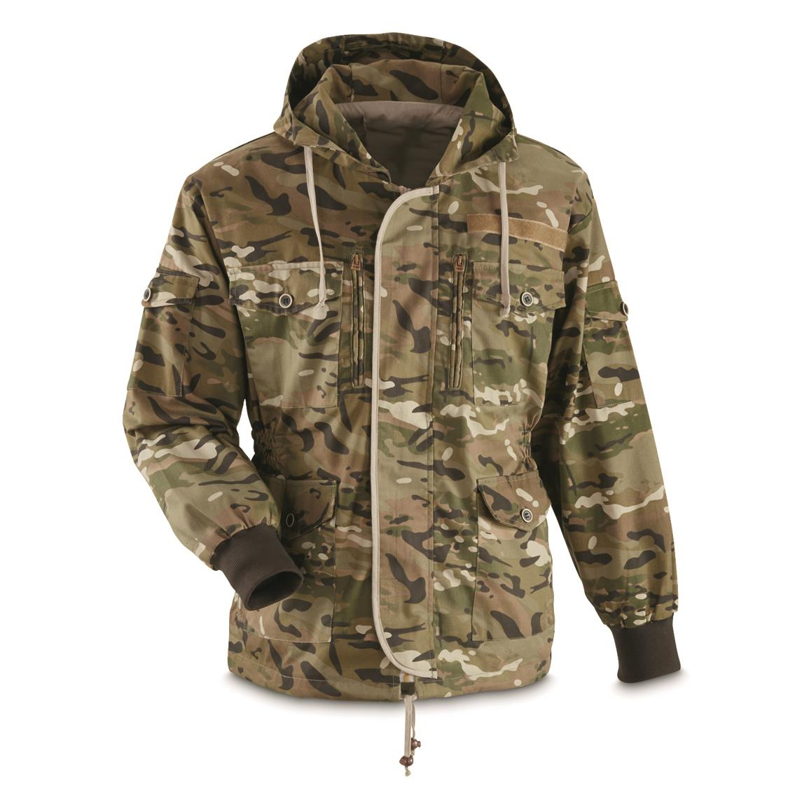 U.S. Military Style Inclement Weather Field Jacket, New