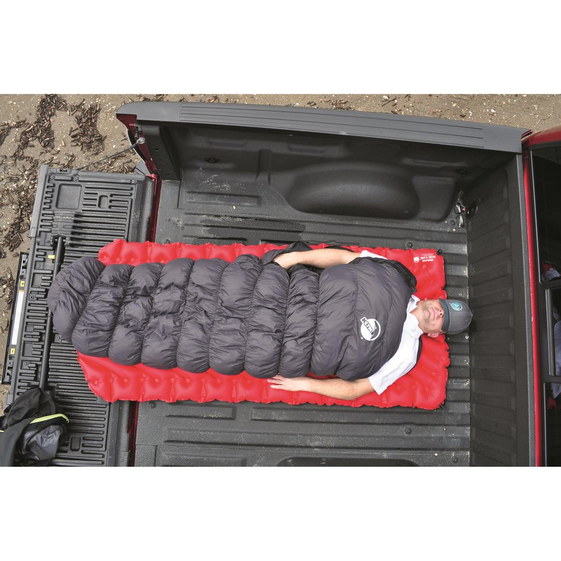 Klymit Insulated Static V Luxe Sleeping Pad 702366