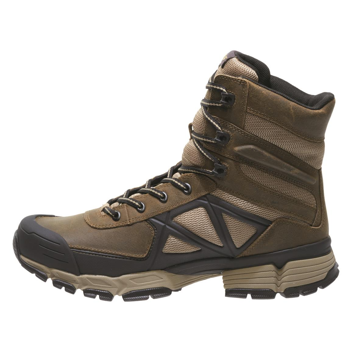 Bates Men's Velocitor FX Waterproof Hiking Boots, Canteen