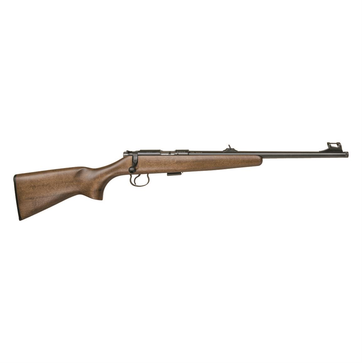 "CZ-USA Youth 455 Scout, Bolt Action, .22LR, 16.5"" Threaded Barrel, 1 Round"