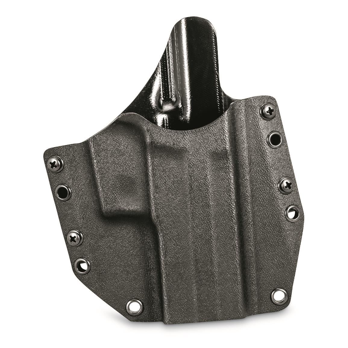 Mission First Tactical Sig Sauer P229 9mm With Rail OWB Holster