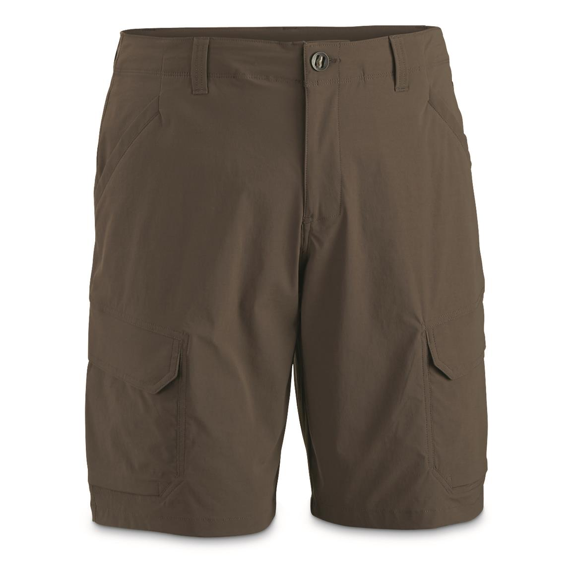 Under armour men 39 s fish hunter 2 0 cargo shorts 703490 for Under armour fishing shorts