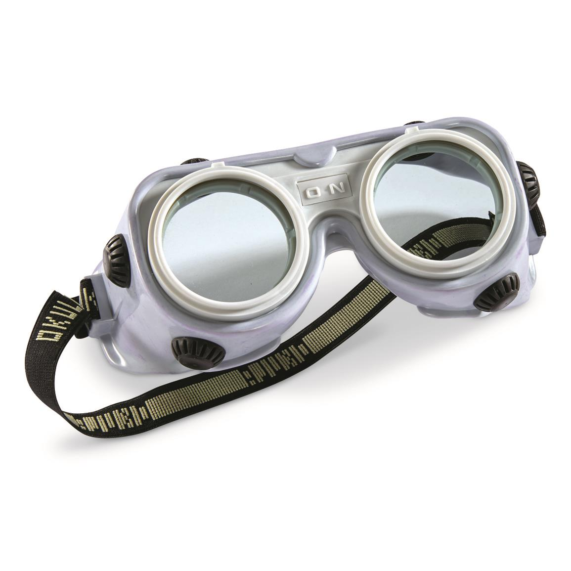 Czech Military Surplus Goggles, New