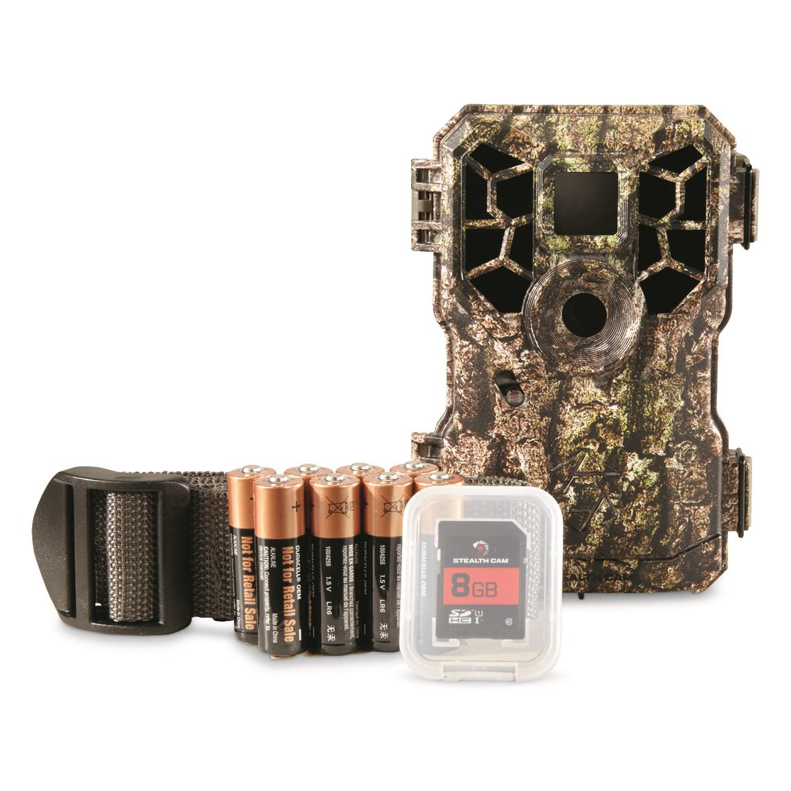 Stealth Cam P-Series PX18FX Game/Trail Camera Kit