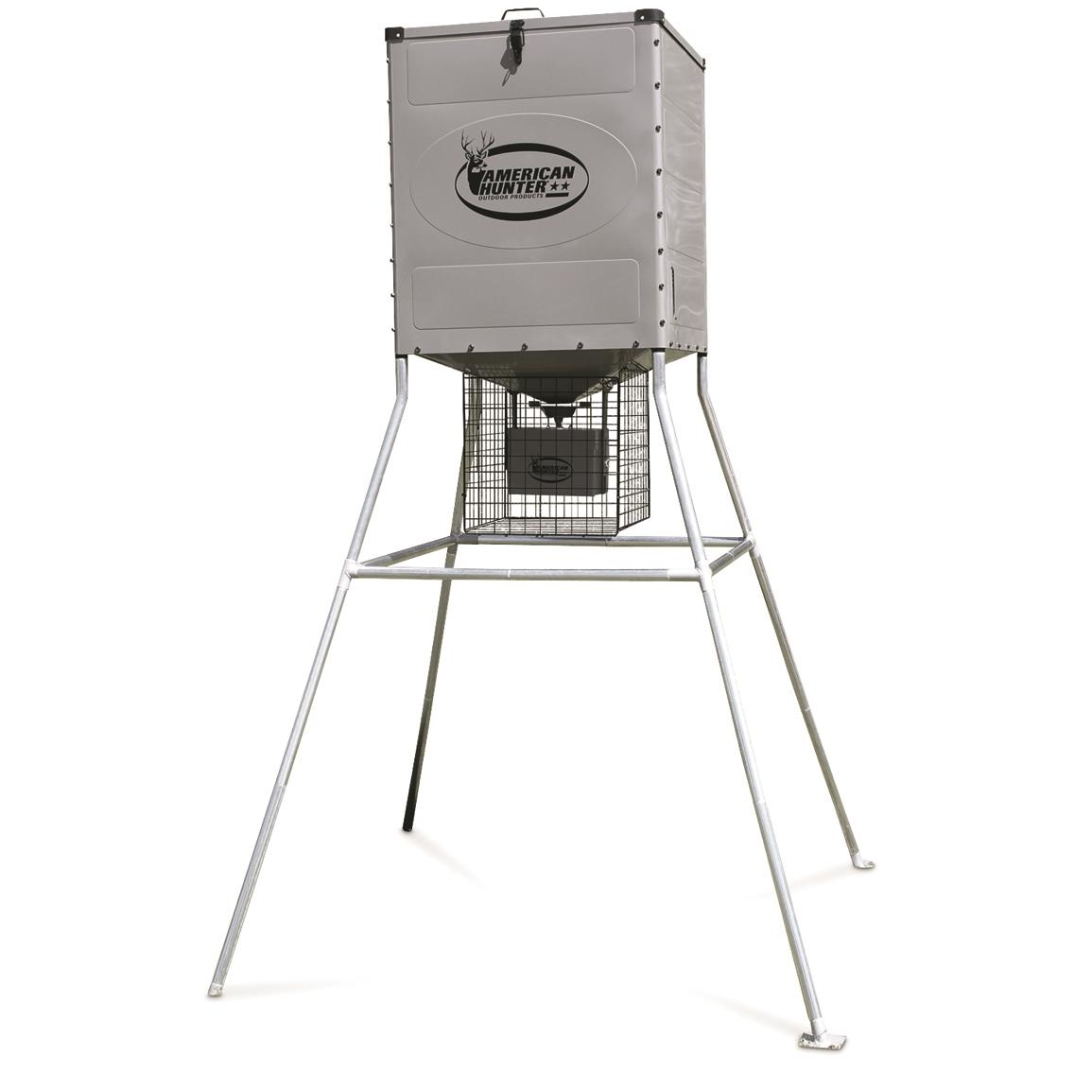 American Hunter KD Feeder With Digital Timer, 600 lb. Capacity