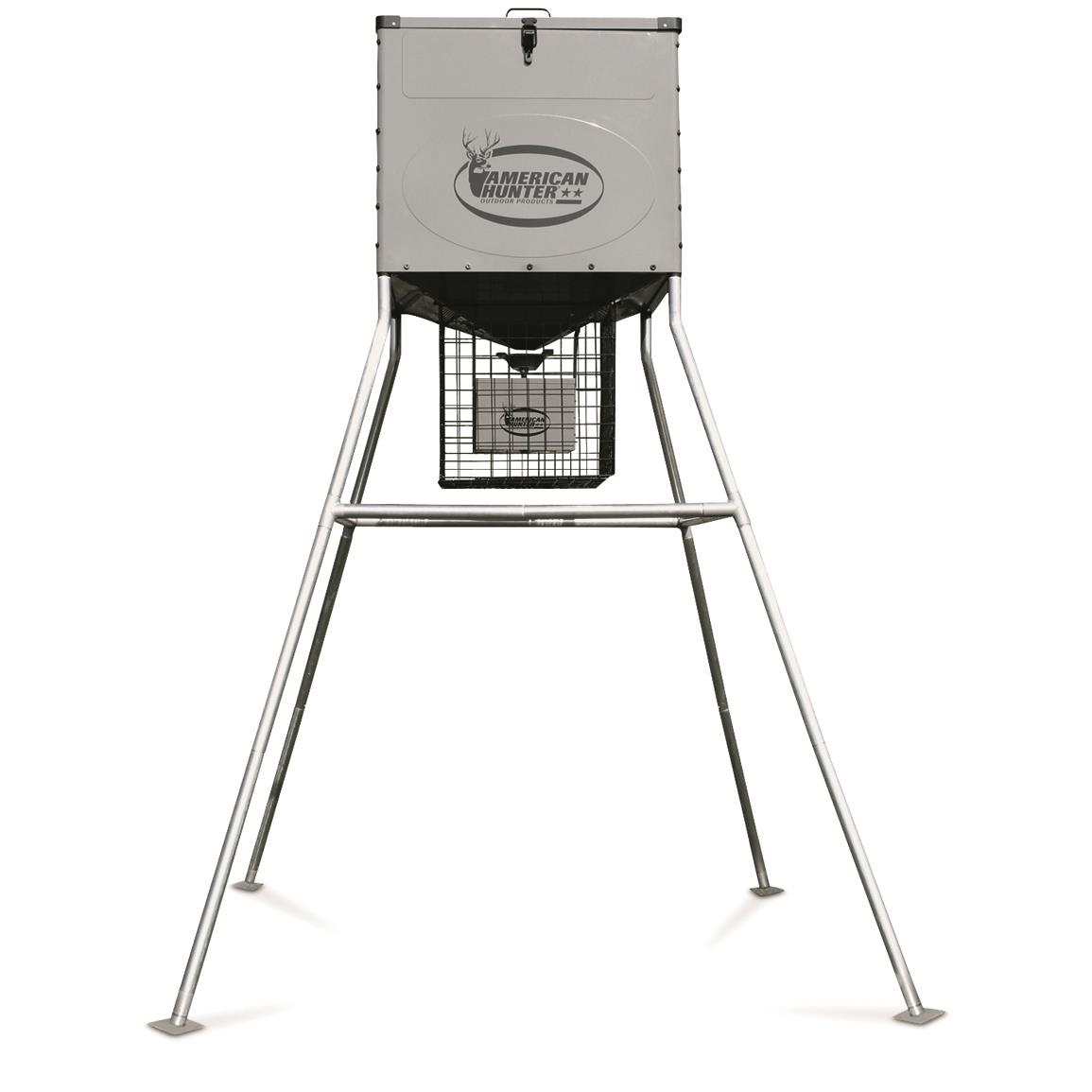 American Hunter KD Feeder With Digital Timer, 440 lb. Capacity