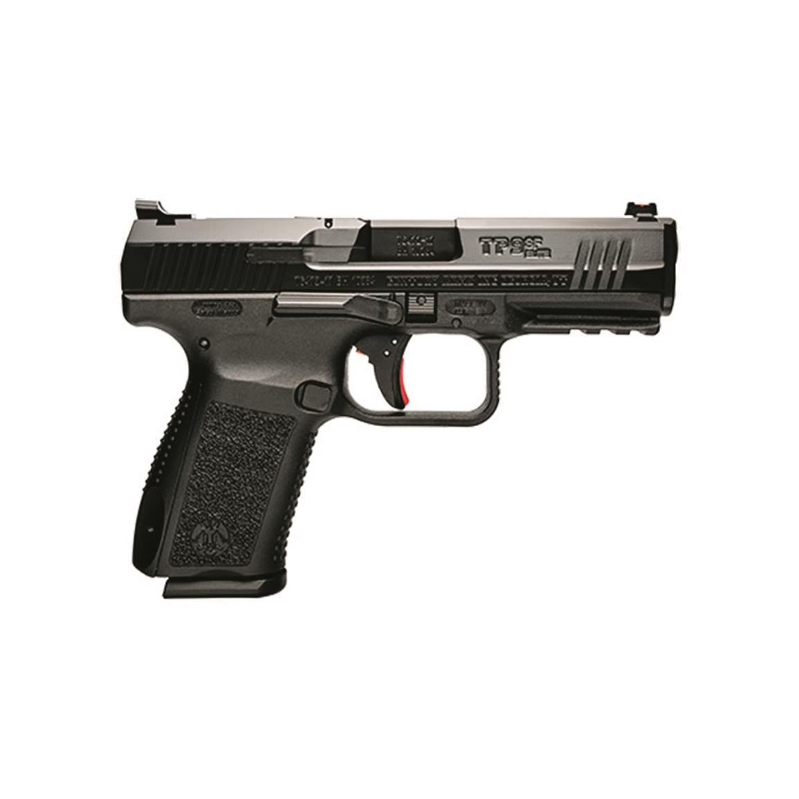 "Century Arms Canik TP9SF Elite-S, Semi-Automatic, 9mm, 4.19"" Barrel, 15+1 Rounds"