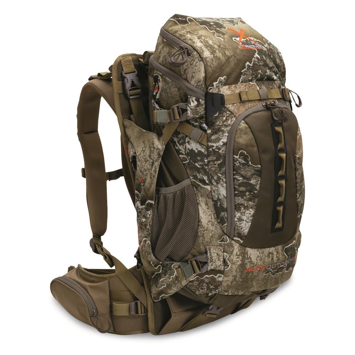 ALPS OutdoorZ Hybrid X Hunting Pack, Realtree Excape