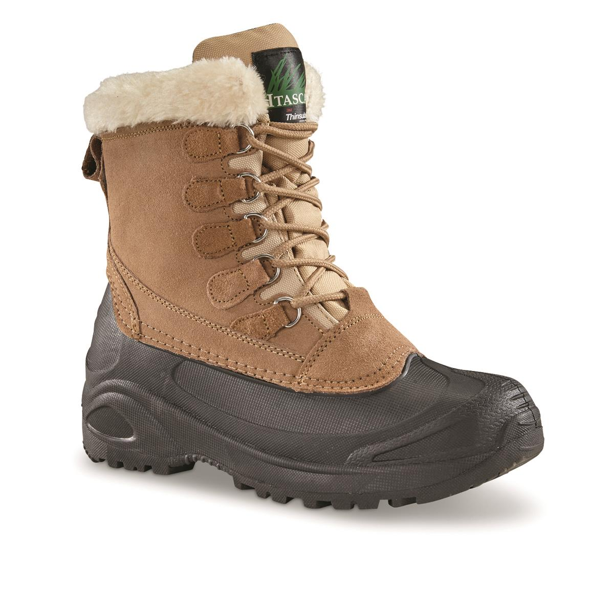 Women's Itasca™ Cedar Insulated Boots., Brown