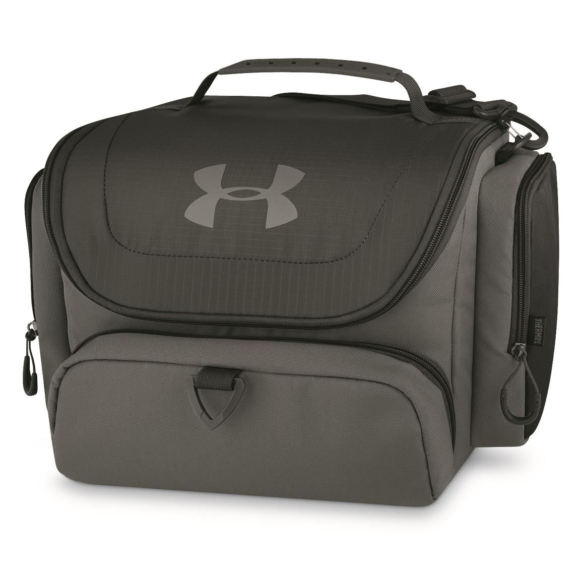 Thermos® Under Armour® 24-Can Soft Cooler, Graphite