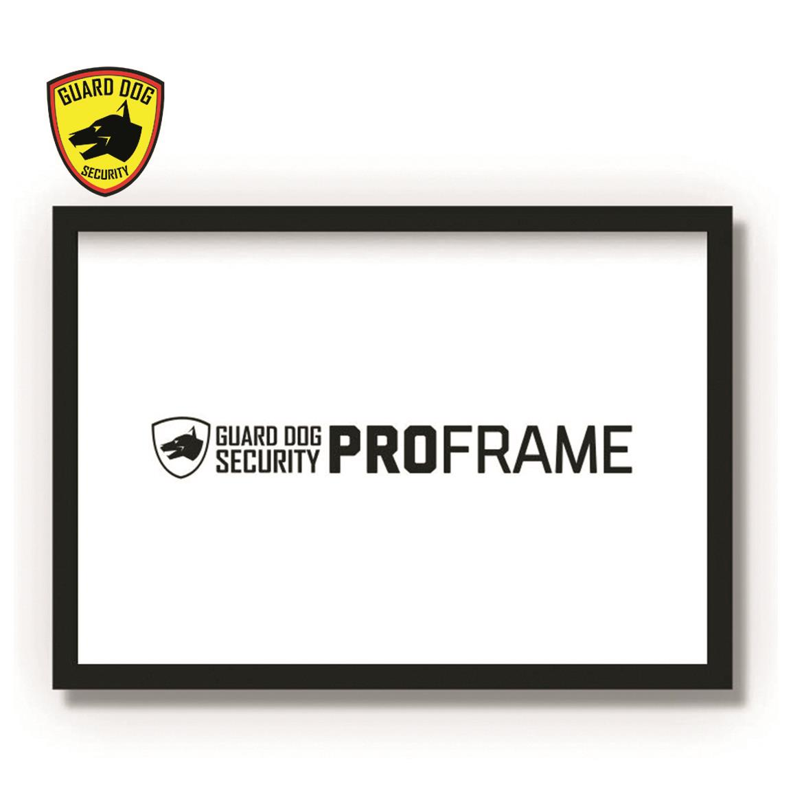 "Guard Dog Security ProFrame Bulletproof Picture Frame, 16"" x 20"""