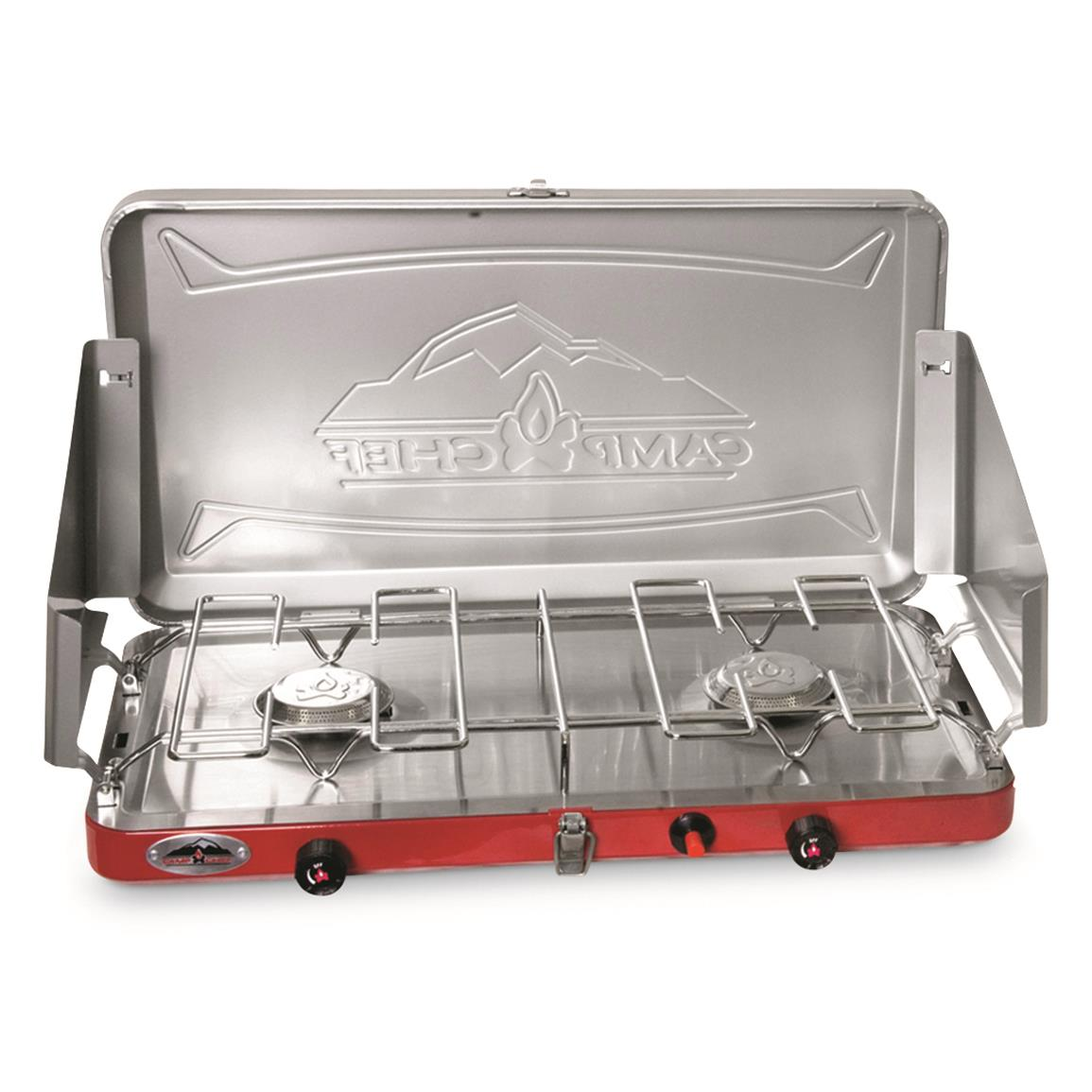 Camp Chef® Teton 2-Burner Stove