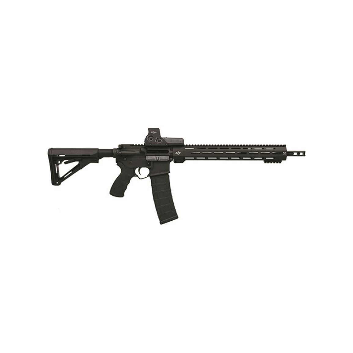 "APF AR-15, Semi-Automatic, .223 Wylde, 16"" Barrel, EOTech 512.A65 Holo Sight, Black, 40+1 Rds."