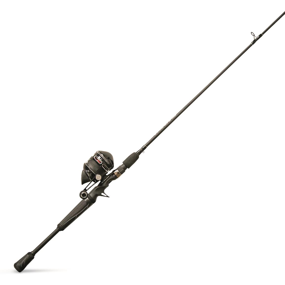 Zebco Omega Pro Spincast Fishing Rod and Reel Combo