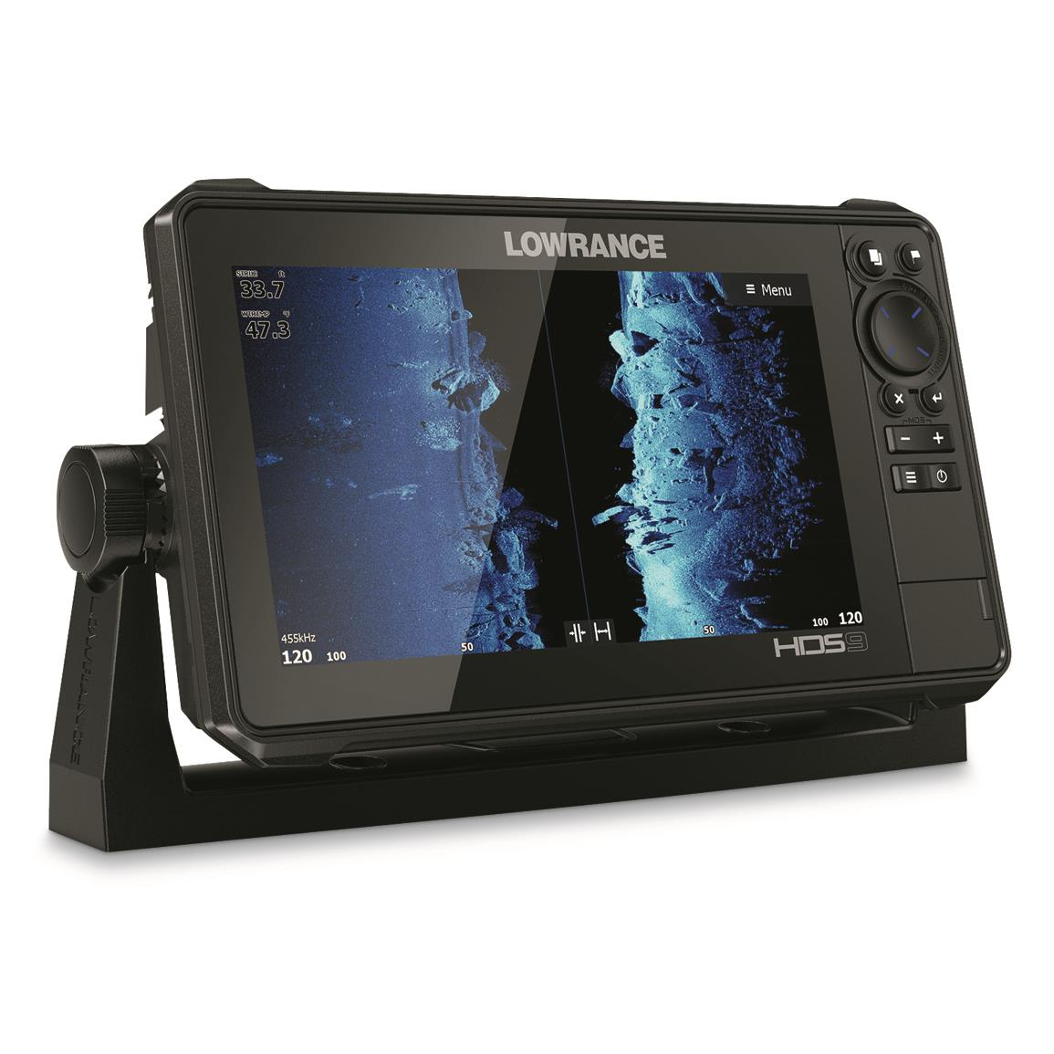 Lowrance HDS LIVE 9 Sonar Fish Finder without Transducer