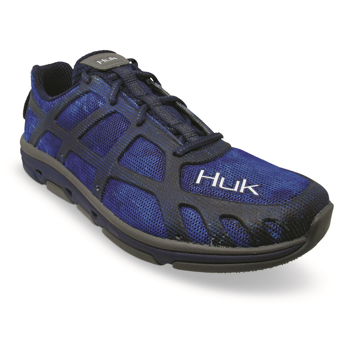 Huk Attack Fishing Shoes, Subphantis Gulf Stream
