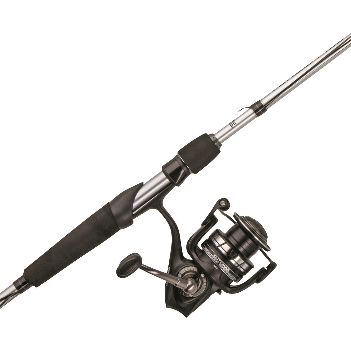 Abu Garcia Elite Max Spinning Rod and Reel Combos