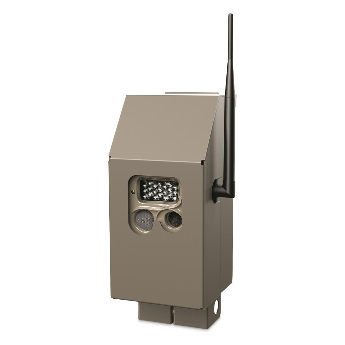 CuddeSafe Size J Trail Camera Security Box