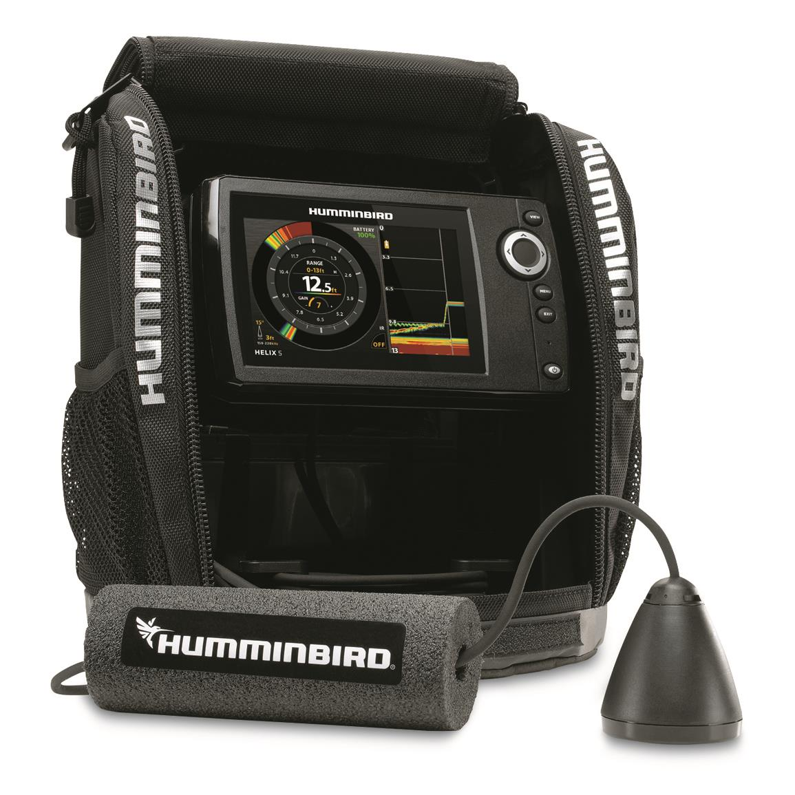Humminbird Ice Helix 5 CHIRP G2 Fish Finder