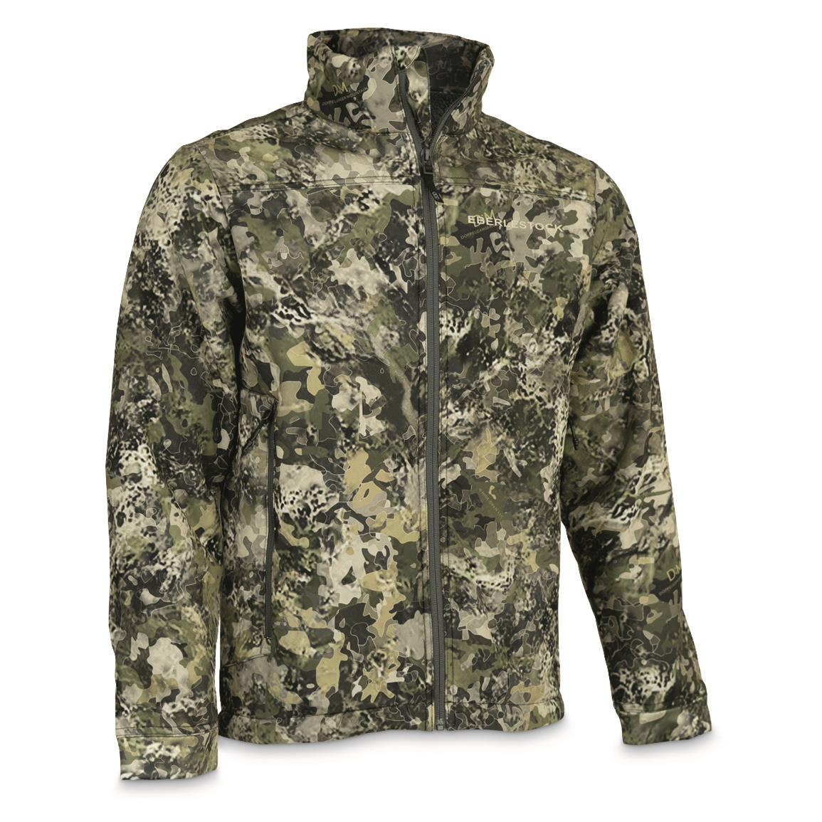 Eberlestock Men's Cache Peak Fleece Jacket, Mountain