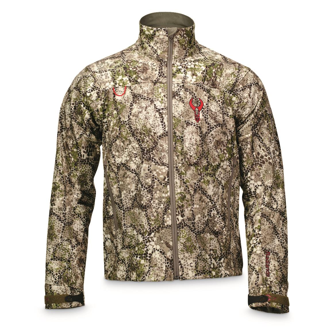Badlands Men's Calor Hunting Jacket, Approach Camo