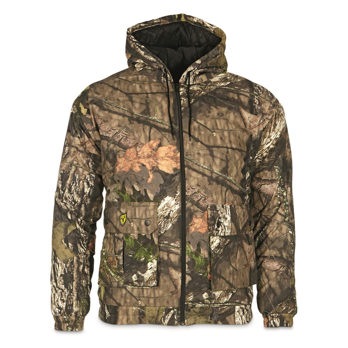 ScentBlocker Men's Commander Jacket, Mossy Oak Break-Up® COUNTRY™