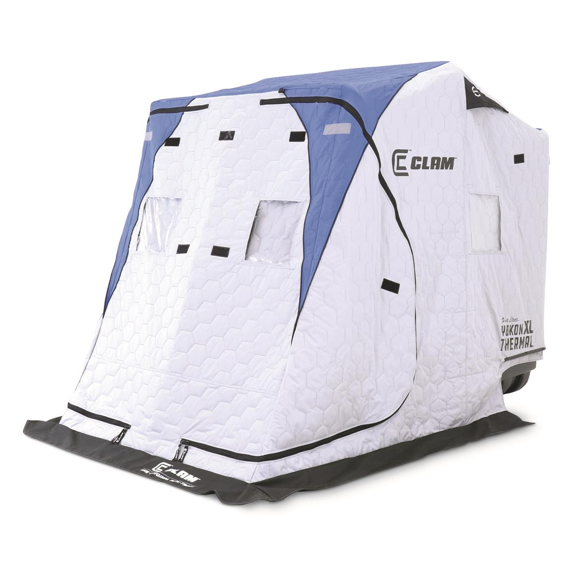 Clam™ Yukon XL Thermal Ice Shelter
