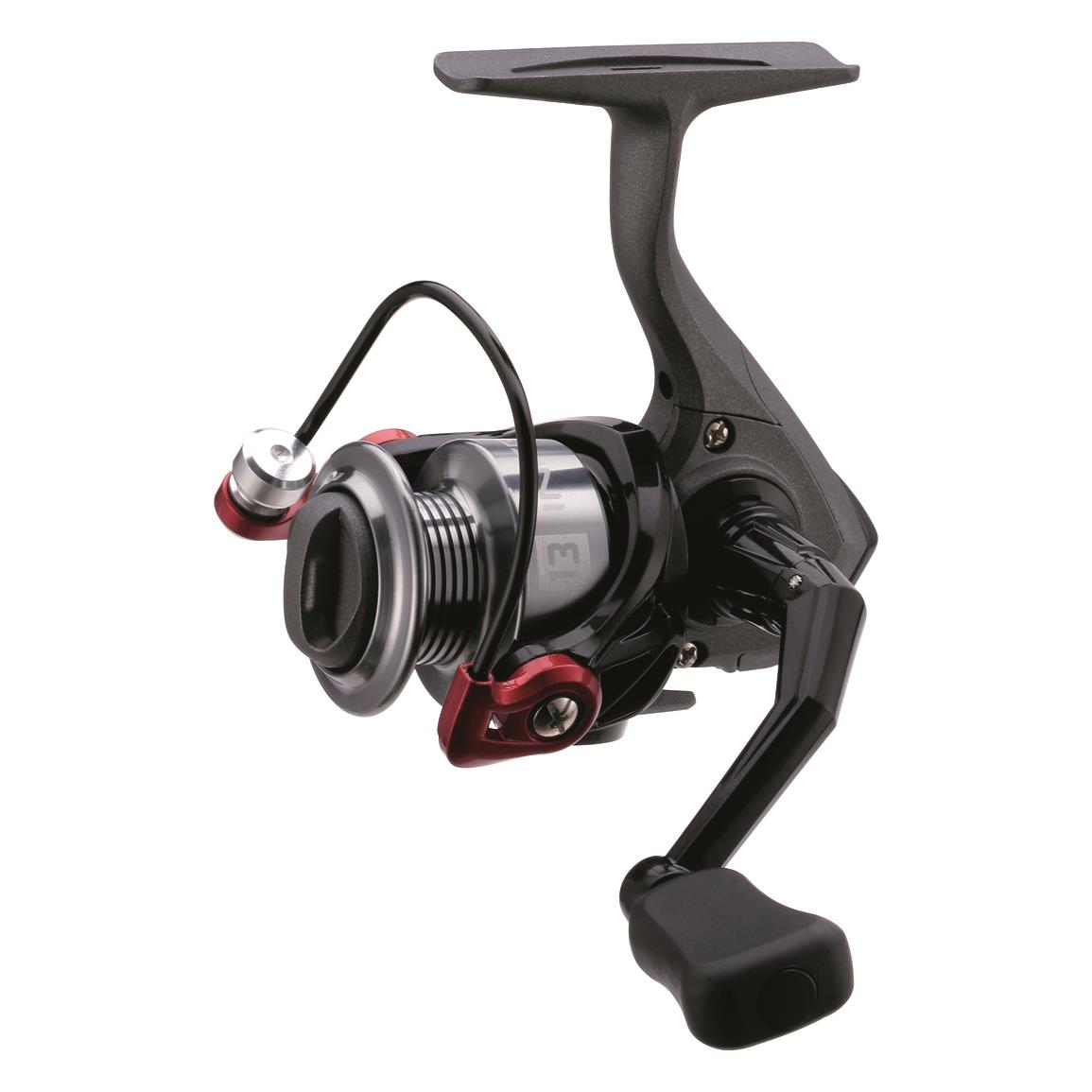 13 Fishing Infrared Ice Spinning Reel