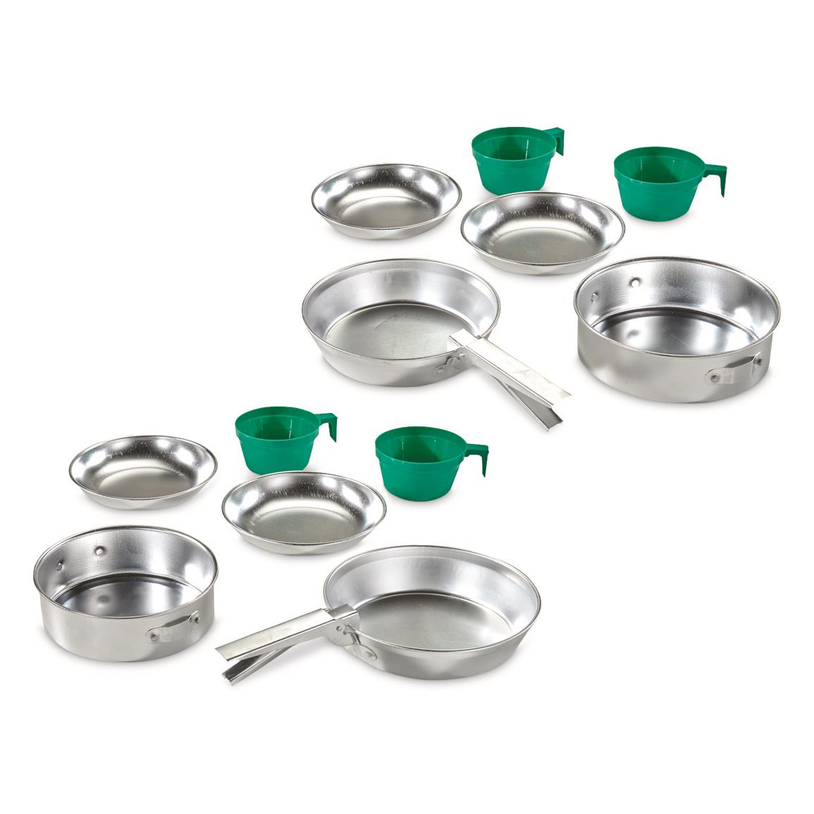 Mil-Tec 4-person Mess Kit Cook Set
