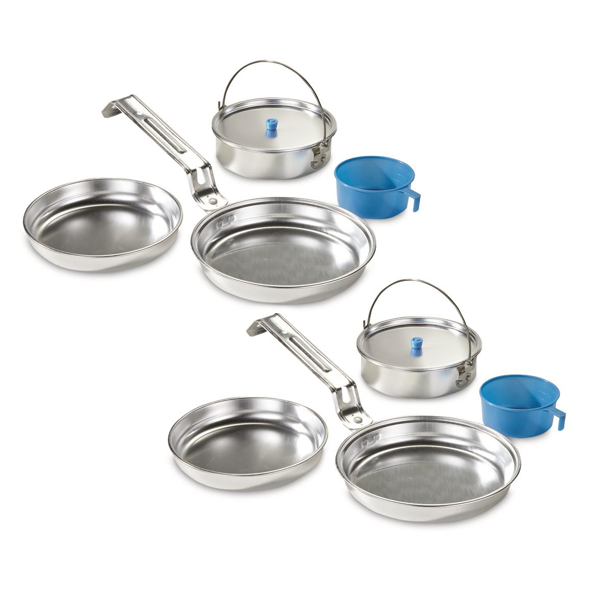 Mil-Tec 2-person Mess Kit Cook Set