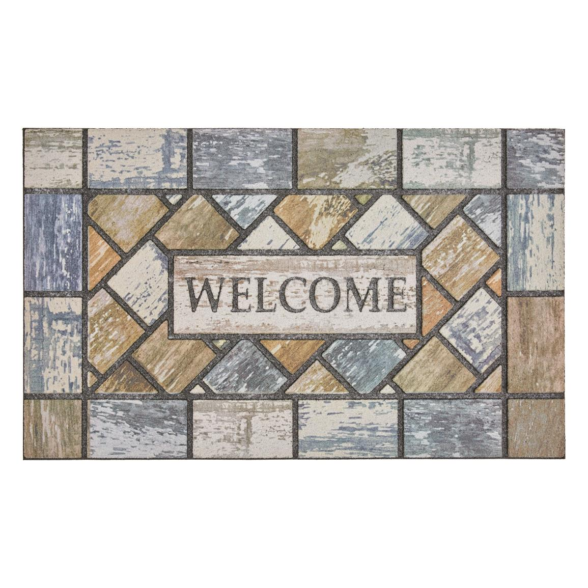 Mohawk Drifted Color Welcome Doormat