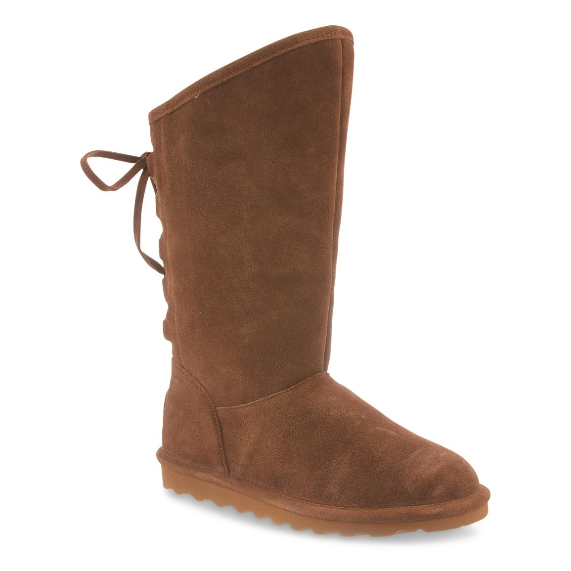 Bearpaw Women's Phylly Boots, Hickory