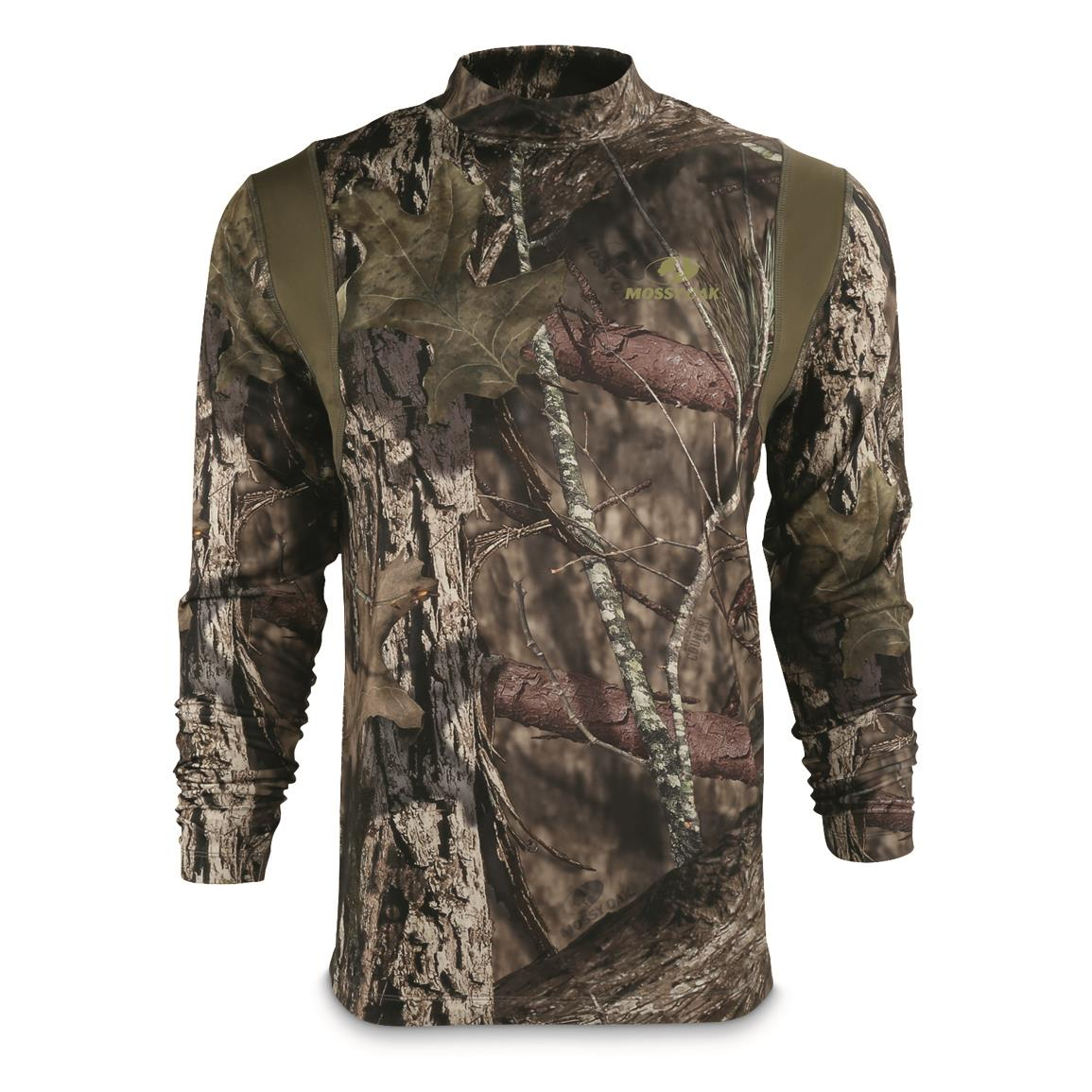 92/8 polyester/spandex , Mossy Oak Break-Up® COUNTRY™