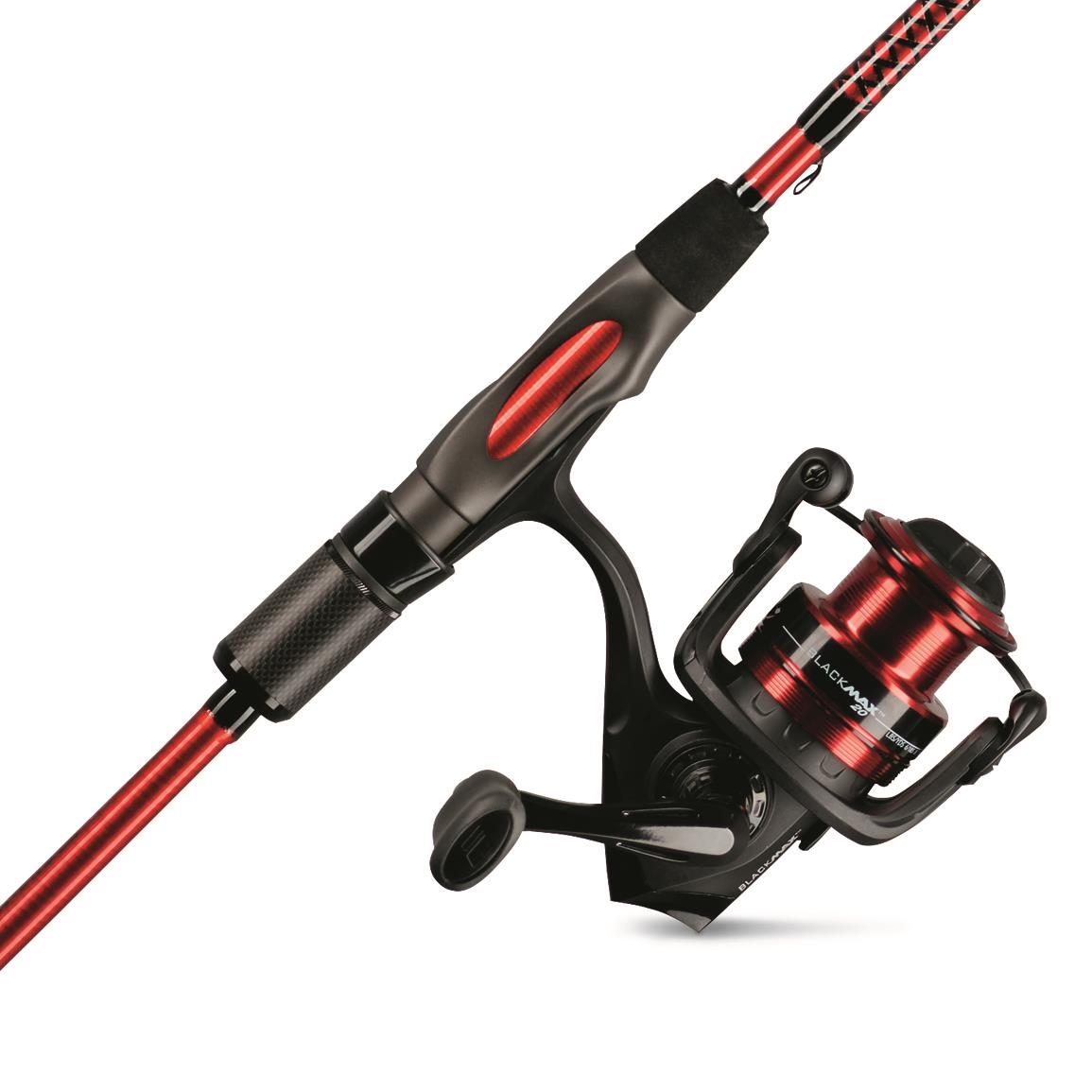 Ugly Stick Carbon Series Spinning Rod and Reel Combo