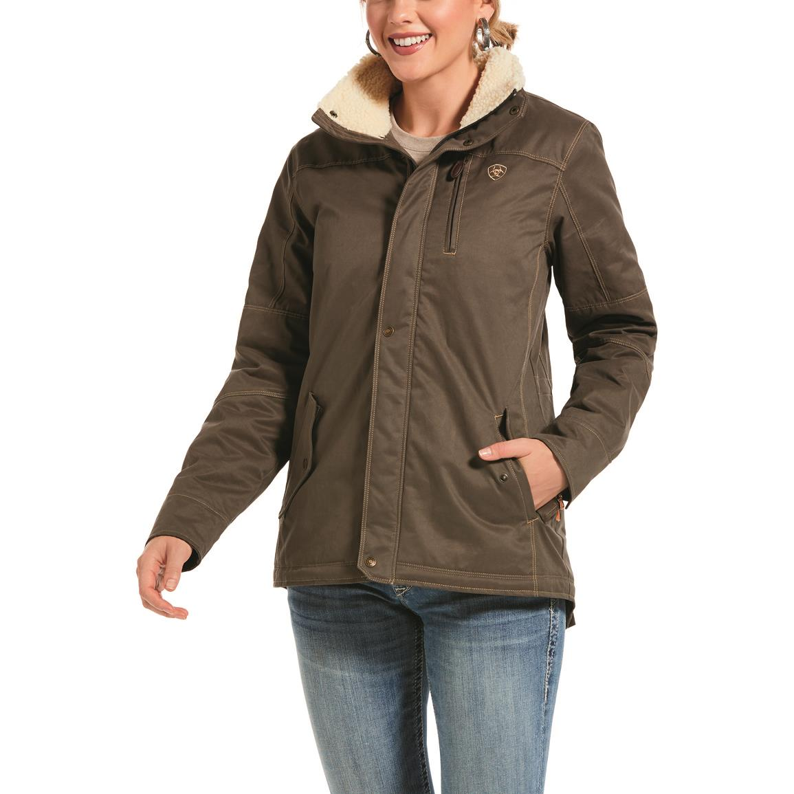 Ariat Women's R.E.A.L. Grizzly Jacket