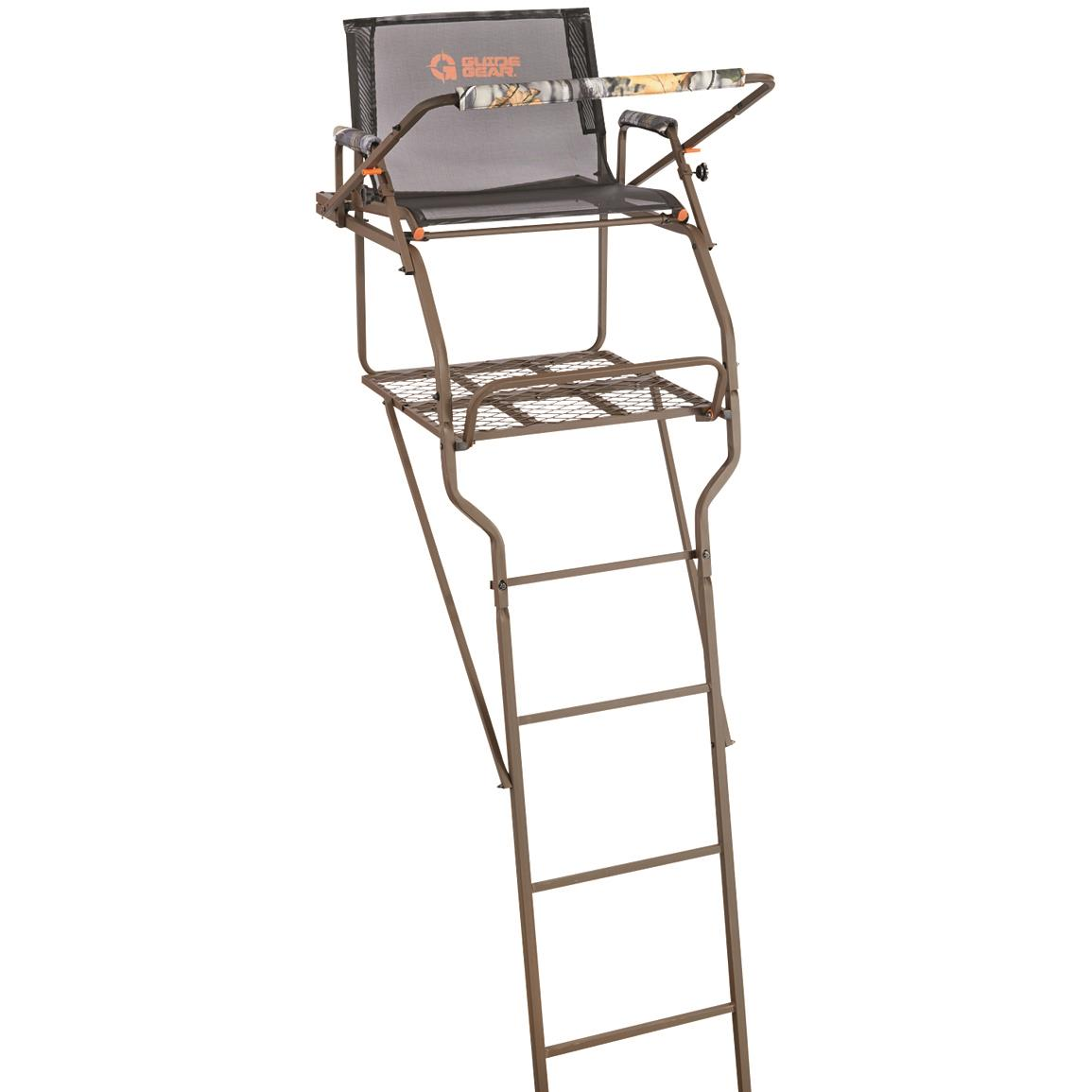 Guide Gear 18' Ultra Comfort Ladder Tree Stand