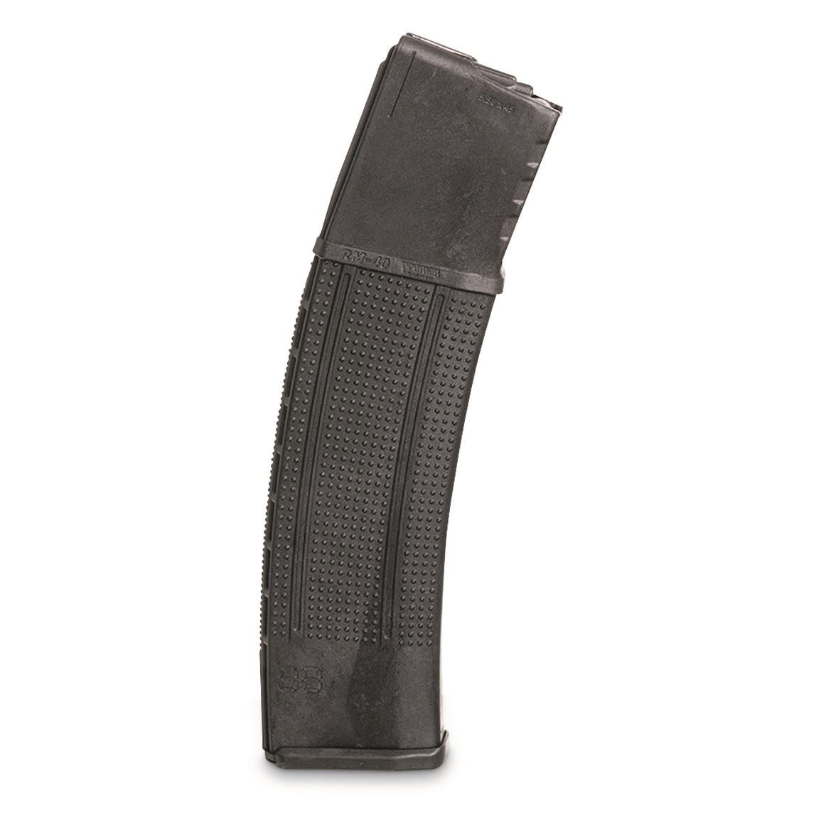 ProMag RollerMag AR-15 Extended Magazine, 5.56 NATO/.223 Rem., 40 Rounds,